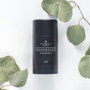 Primally Pure Charcoal Deodorant