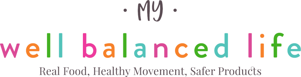 My Well Balanced Life Logo